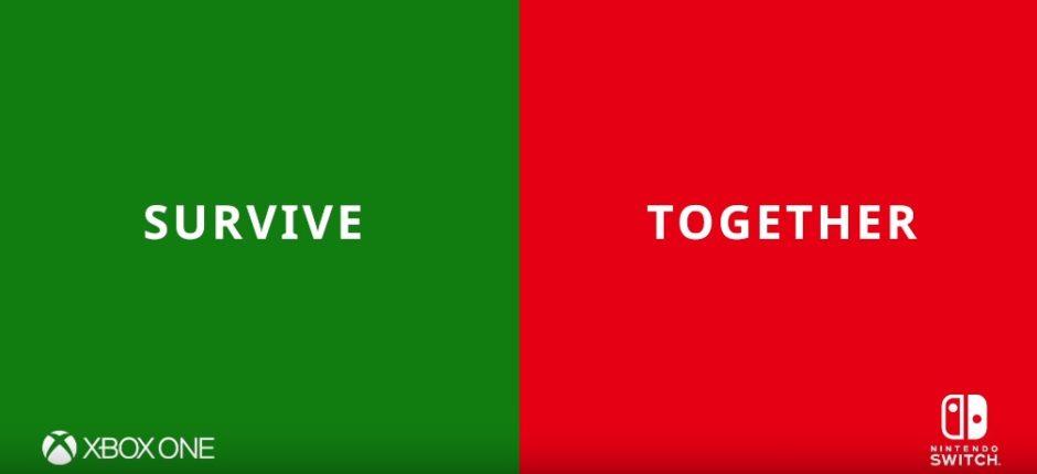 Minecraft – Nintendo und Microsoft veröffentlichen Crossplay-Trailer