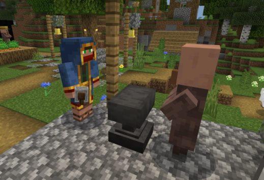 Minecraft - Village & Pillage-Update verfügbar und mit kostenlosem Map-Download Gutes tun