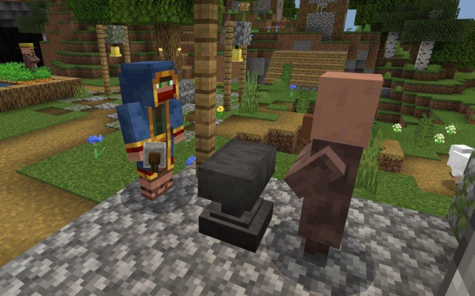 Minecraft Karten Erstellen.Minecraft Village Pillage Update Verfugbar Und Mit