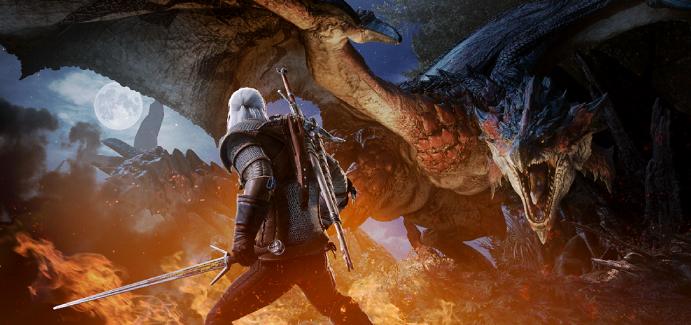 Monster Hunter: World – Iceborne-Erweiterung und The-Witcher-Kooperation angekündigt