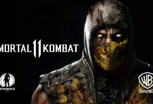 Mortal Kombat 11 - Neuer spielbarer Charakter enthüllt