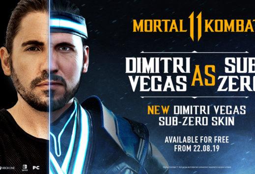 Mortal Kombat 11 - Neuer Charakter-Skin für Sub-Zero vorgestellt