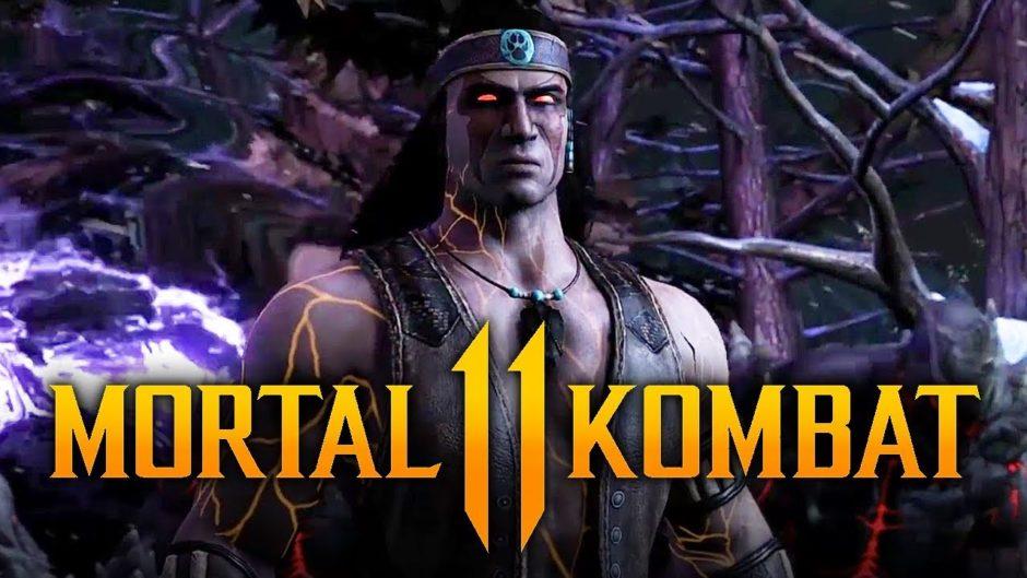 Mortal Kombat 11 – Nightwolf stellt sich vor