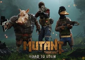 Mutant Year Zero: Road to Eden - Trailer stellt neuen Charakter vor