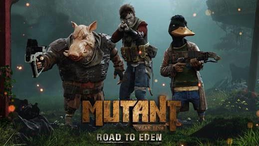 Mutant Year Zero: Road to Eden - Ab heute auch im Game Pass verfügbar + Launch-Trailer veröffentlicht
