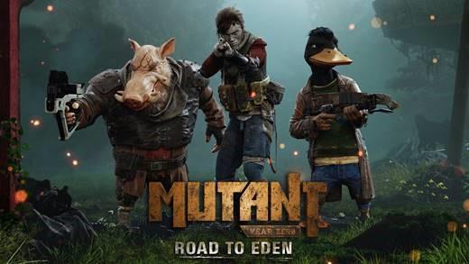 Mutant Year Zero: Road to Eden – Trailer stellt neuen Charakter vor