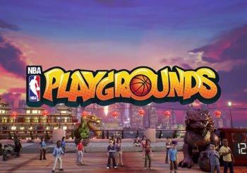 NBA Playgrounds - Dribbelt schon bald auf Xbox One