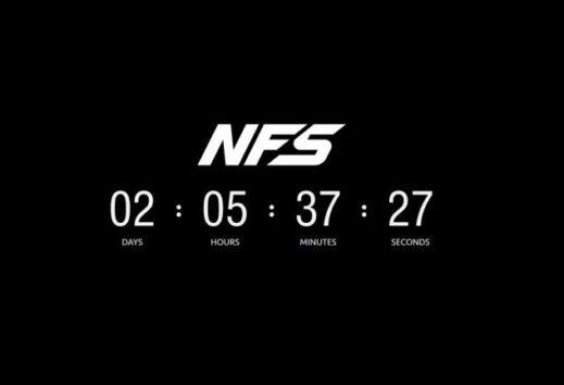 Need for Speed - Neuer Countdown endet schon in wenigen Tagen
