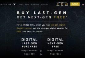 Destiny - Kostenloses Upgrade-Programm von Xbox 360 auf Xbox One