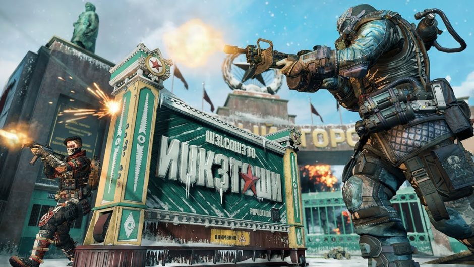 Call of Duty: Black Ops 4 – Nuketown-Map feiert ihr Debüt