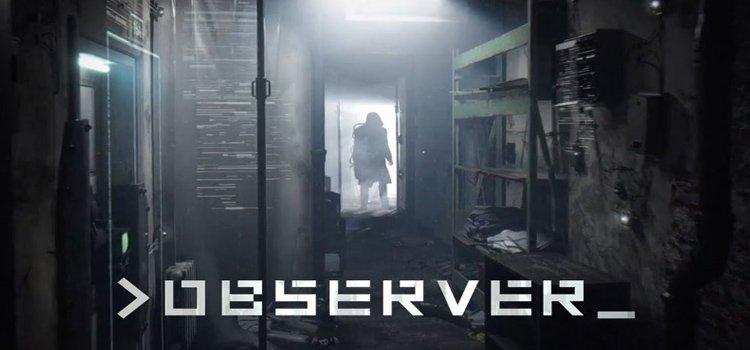 Observer – Horror im August