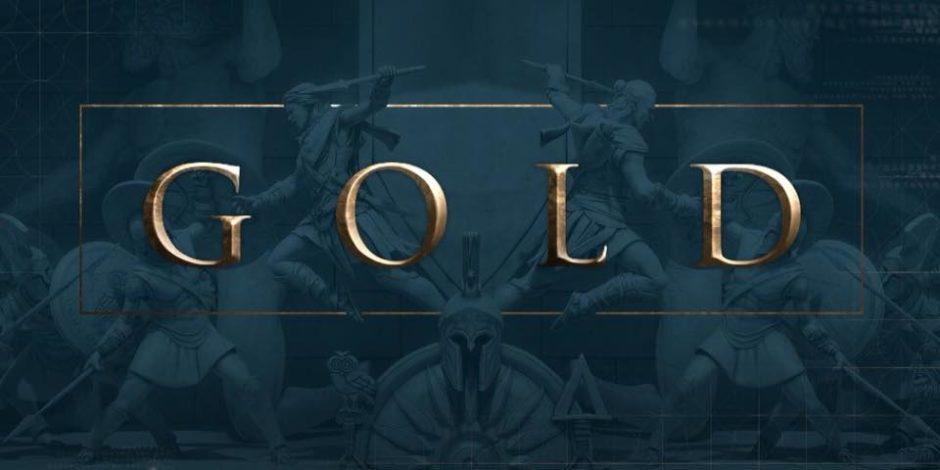 Assassin's Creed Odyssey erreicht Goldstatus