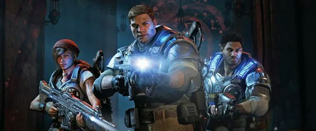 E3 2018 – Gleich drei Gears of War-Titel unterwegs?