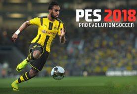 PES 2018 - Day One Update mit Team-Aktualisierungen + Trailer ab sofort erhältlich