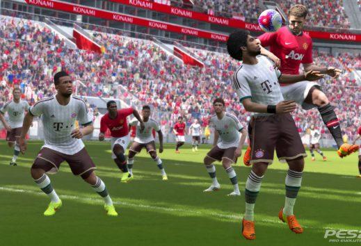PES 2015 - Auf PlayStation 4 in 1080p auf Xbox One nur in 720p