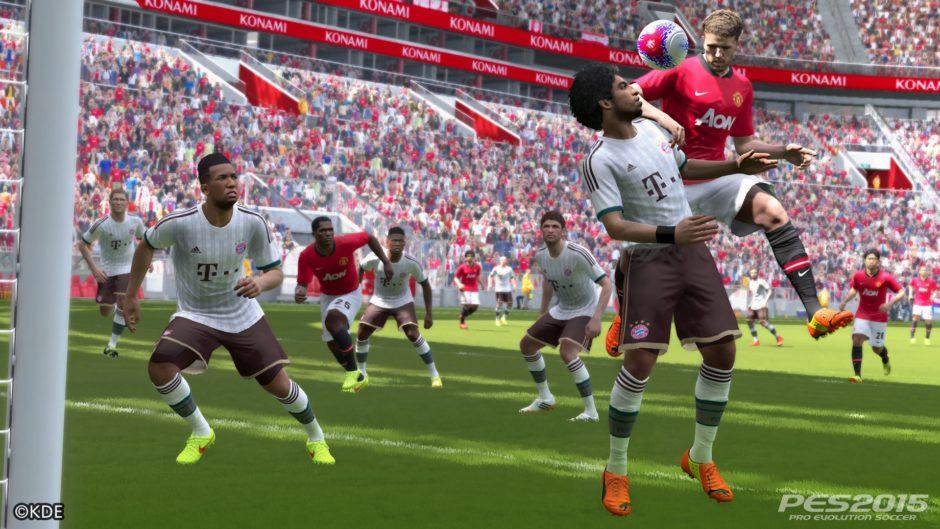 PES 2015 – Auf PlayStation 4 in 1080p auf Xbox One nur in 720p