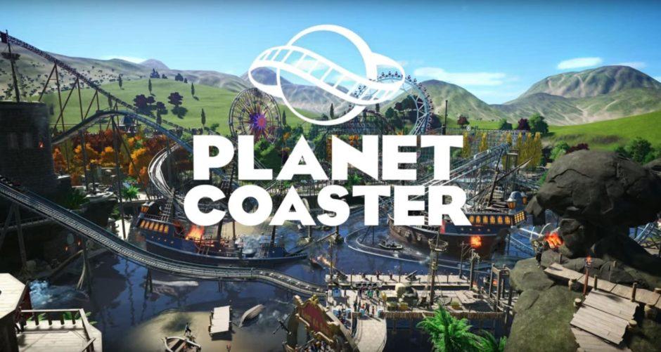 Planet Coaster – Baut auch auf den Konsolen