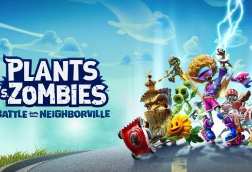 Review: Plants vs. Zombies Schlacht um Neighborville  - Der Garten ruft