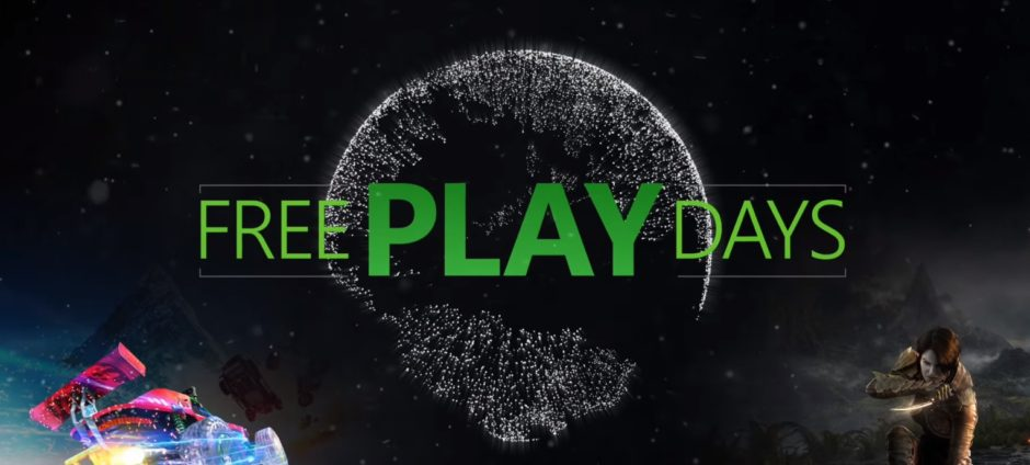 Xbox Live – Die Free Play Days starten durch