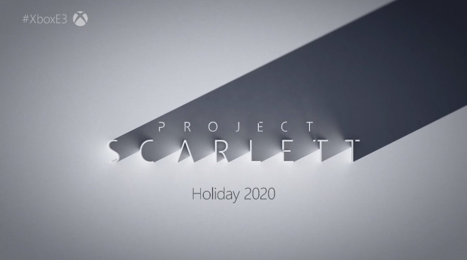 Project Scarlett – Enthält keine Streaming-Kamera