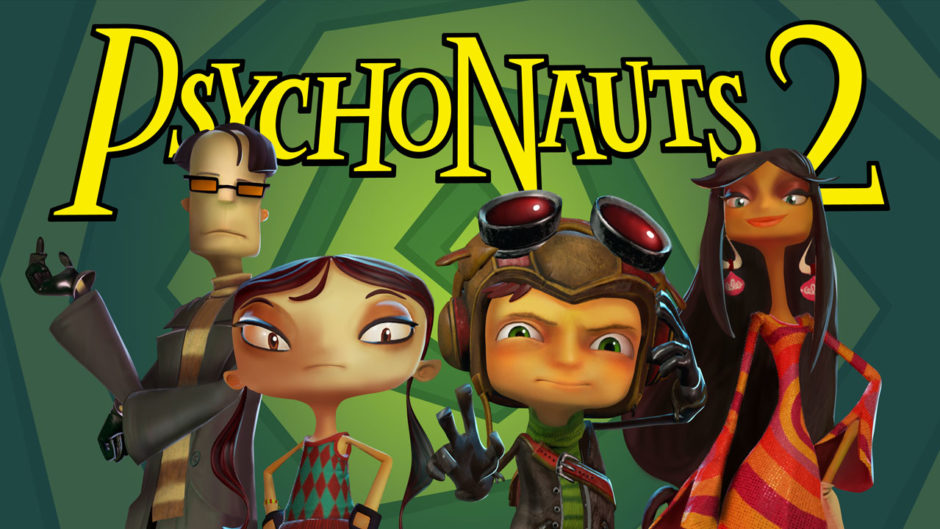 Psychonauts 2 – Erster Trailer erschienen