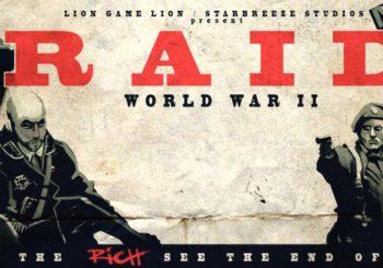 RAID: World War 2 - Neuer Koop-Shooter in der Mache