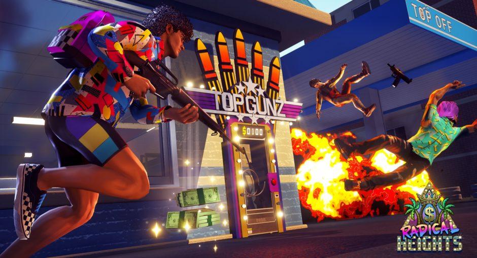 Radical Heights – Entwickler würde es gerne auch auf der Xbox One sehen