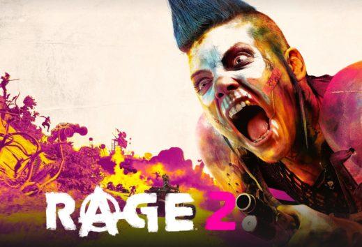 Rage 2 - Release-Termin bekannt & abgefahrener Trailer erschienen