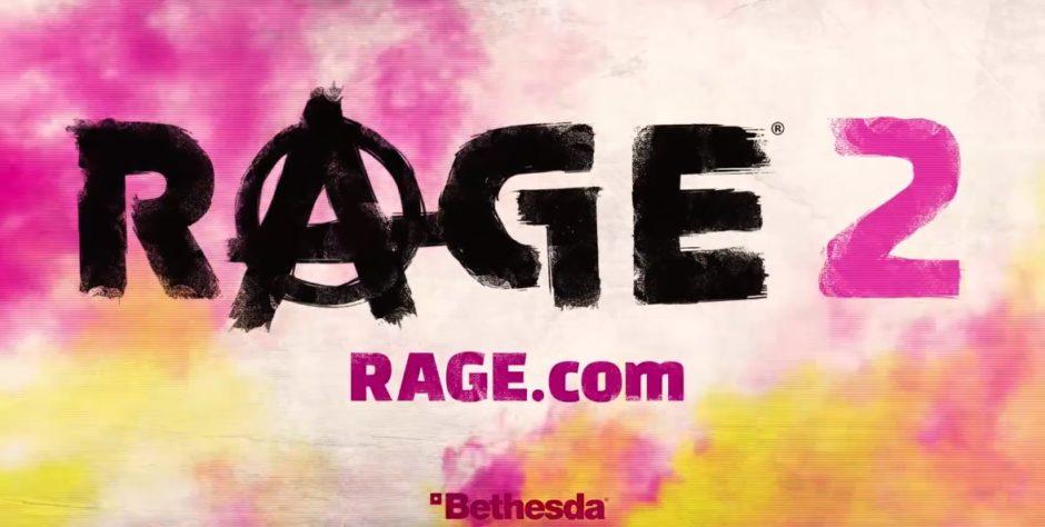 E3 2018: Rage 2 – Endlich erstes Gameplay