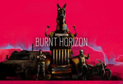 Rainbow Six Siege - Ubisoft enthüllt Operation Burnt Horizon
