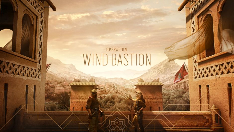 Rainbow Six Siege – Operation Wind Bastion startet heute durch