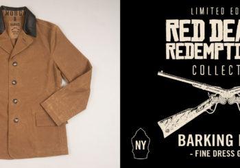 Red Dead Redemption 2 - Rockstar stellt offizielle Kollektion von Barking Irons vor