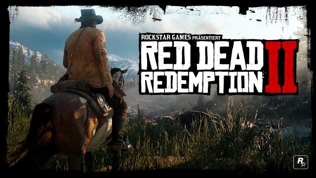 Red Dead Redemptino 2 – Keine 100 Gigabyte groß?