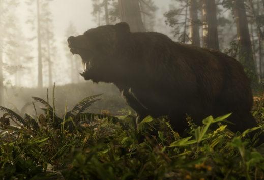 Red Dead Redemption 2 - Rockstar stellt euch die einzigartige Tierwelt vor