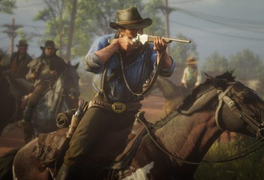 Red Dead Redemption 2 - Neue Details zu Waffenauswahl und dem Dead-Eye-System