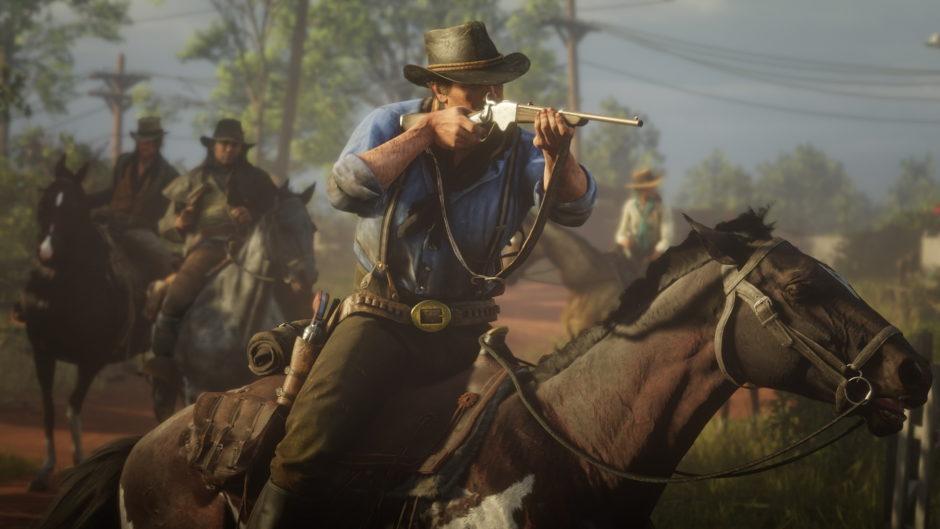 Red Dead Redemption 2 – Neue Details zu Waffenauswahl und dem Dead-Eye-System