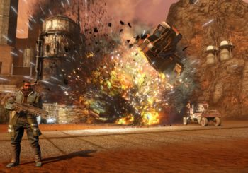 Red Faction Guerrilla Re-Mars-tered Edition angekündigt