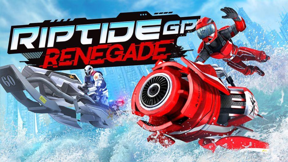 Review: Riptide GP: Renegade – Der perfekte Arcade-Spaß für zwischendurch