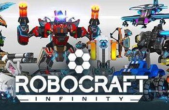 Robocraft Infinity - Wenn Minecraft und Robowars ein Kind hätten