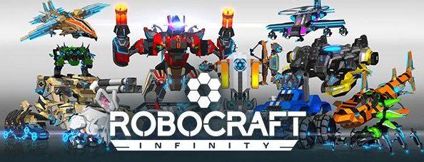 Robocraft Infinity - In 4K und mit 60 Frames auf der Xbox ...
