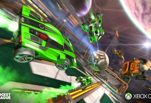 Rocket League - 4K- und HDR-Option für Xbox One X ab heute im neusten Update erhältlich