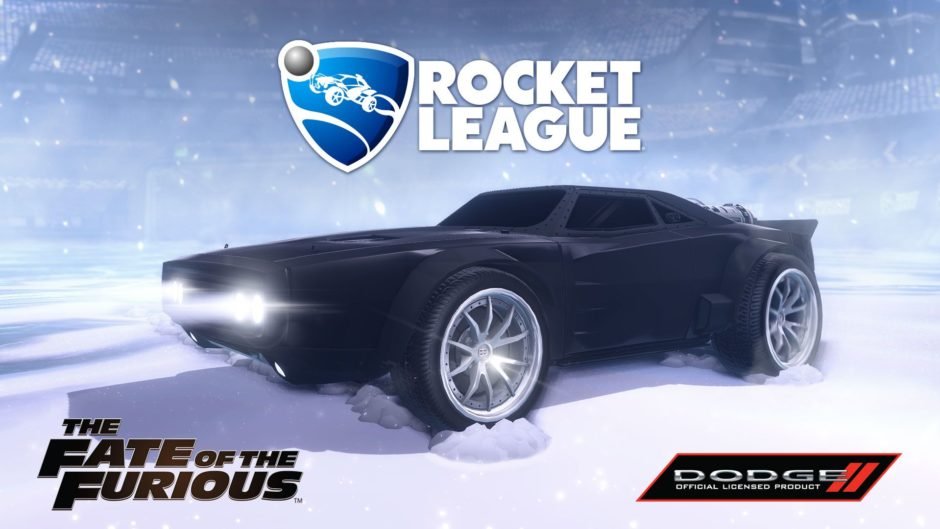 Rocket League – The Fate of Furious-DLC angekündigt