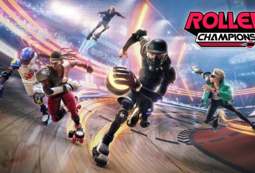 Roller Champions - Rollt auch auf die Konsolen