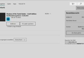 Xbox One Store - Verbesserter Warenkorb und Wunschliste kommen in dieser Woche