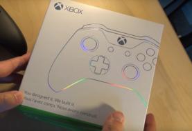 Xbox Design Lab - Eigens erstellter Controller im Unboxing Video vorgestellt
