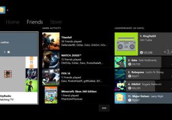 Xbox One - Erster Einblick auf August-Update
