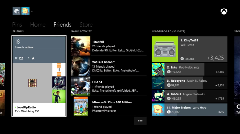 Xbox One – Alle Features des September-Updates im Überblick