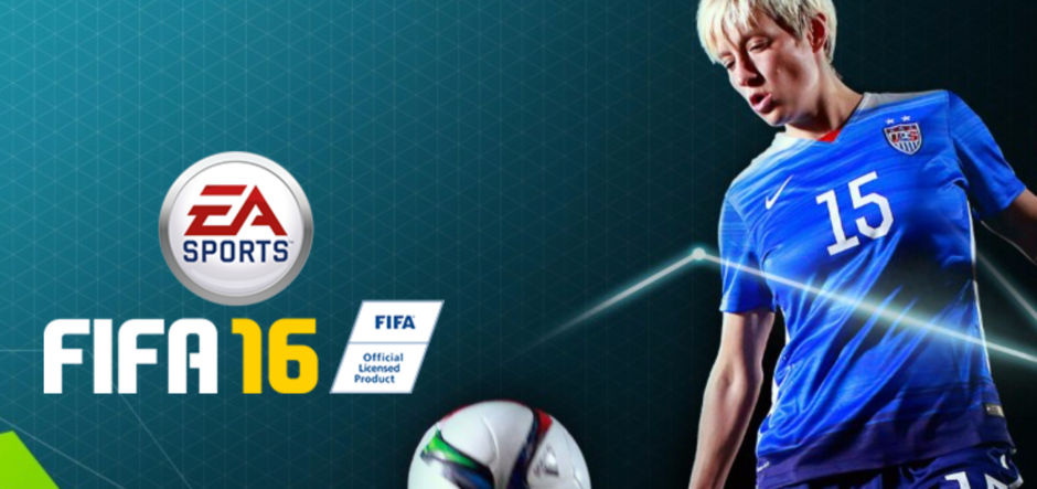 FIFA 16 – Jetzt auch mit Frauen-Power!