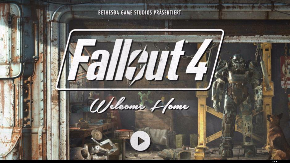 Offiziell: Fallout 4 – Erster Trailer erschienen!