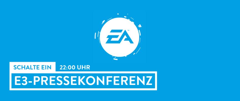 E3 2015: EA Pressekonferenz im Live Stream